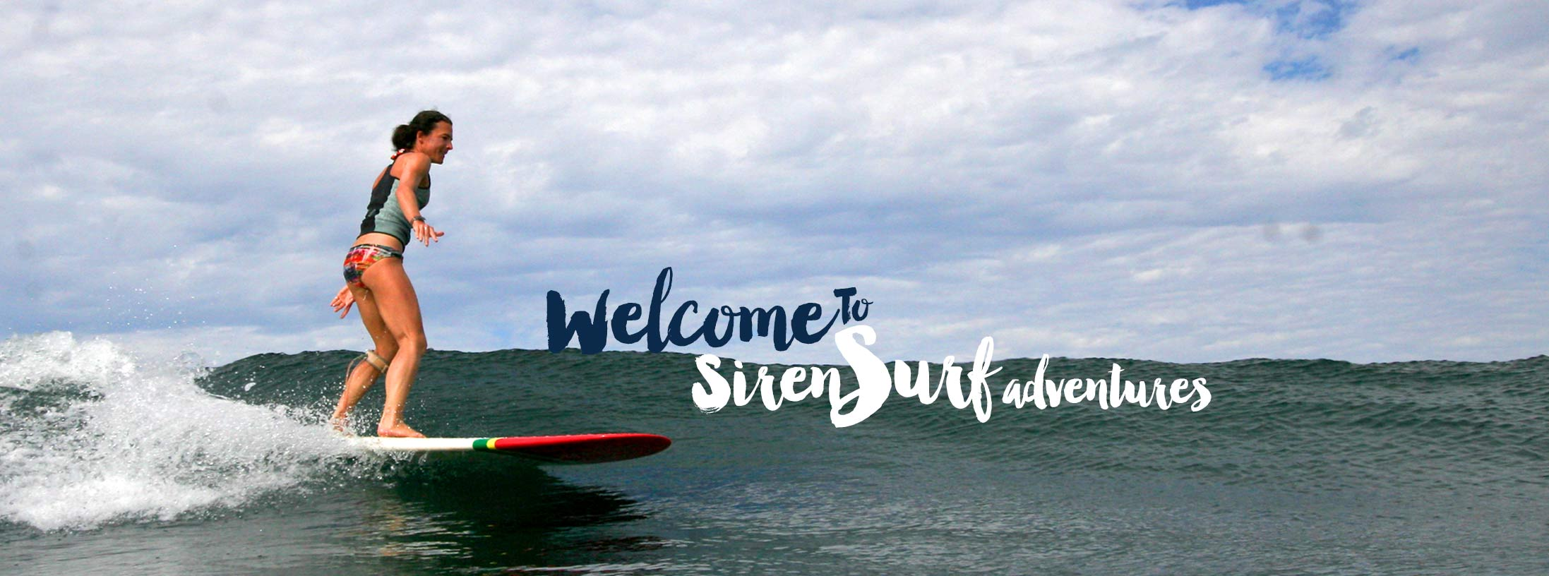 Welcome to Siren Surf Adventures